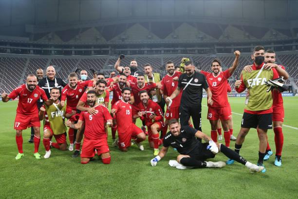 QAT: Lebanon v Djibouti - FIFA Arab Cup Qatar 2021 Qualifiers