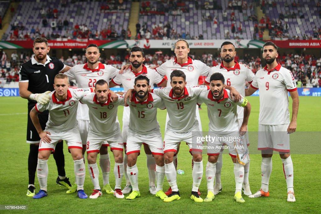 Qatar v Lebanon - AFC Asian Cup Group E : News Photo