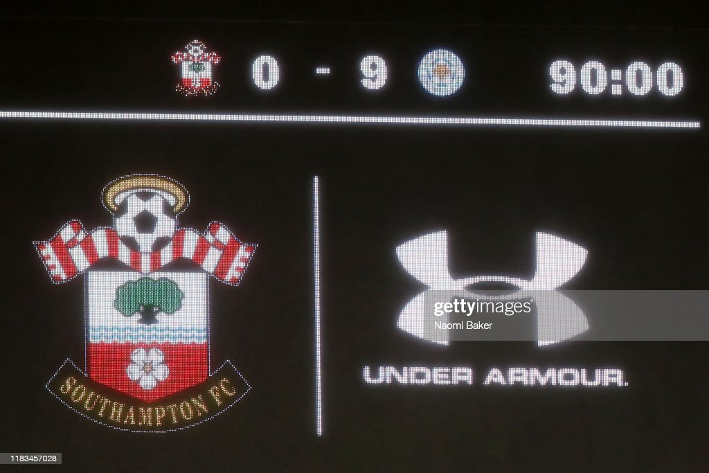 Southampton FC v Leicester City - Premier League : News Photo