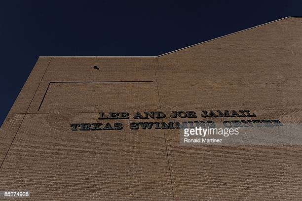 The Lee and Joe Jamail Texas Swimming Center during day one of the 2009 USA Swimming Austin Grand Prix on March 5 2009 in Austin Texas