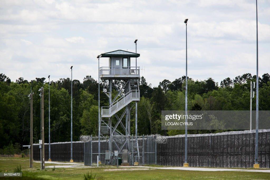 US-PRISON-RIOT : News Photo