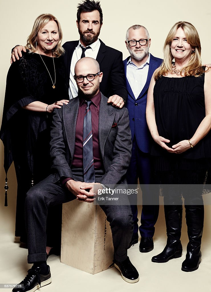 The Leftovers, The 75th Annual Peabody Awards Ceremony Portraits, May 21, 2016 : News Photo