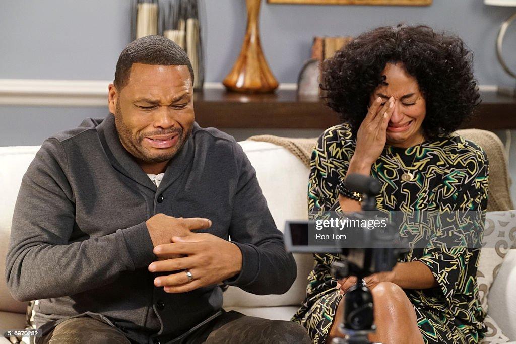 "ABC's ""Black-ish"" - Season Two : News Photo"