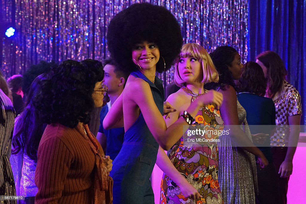 K.C. UNDERCOVER - 'The Legend of Bad, Bad Cleo Brown' - Grandma Gayle takes K.C. and Ernie back to the 70s to relive how Cleo Brown became the first Black female spy for The Organization. This episode of 'K.C. Undercover' airs Sunday, August 14 (8:00 - 8:30 P.M. EDT) on Disney Channel. DUNNE