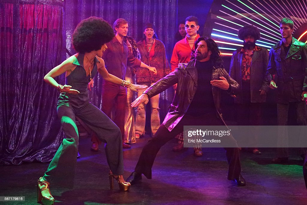 K.C. UNDERCOVER - 'The Legend of Bad, Bad Cleo Brown' - Grandma Gayle takes K.C. and Ernie back to the 70s to relive how Cleo Brown became the first Black female spy for The Organization. This episode of 'K.C. Undercover' airs Sunday, August 14 (8:00 - 8:30 P.M. EDT) on Disney Channel. SIEGLE