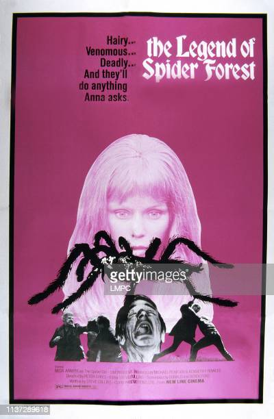The Legend Of Spider Forest poster poster Neda Arneric 1971