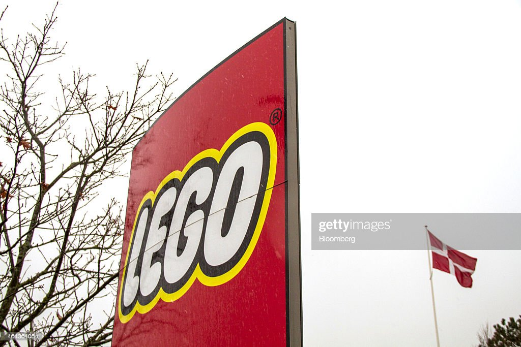 Lego A/S Factory Tour And Chief Executive Officer Joergen Vig Knudstorp Interview : News Photo