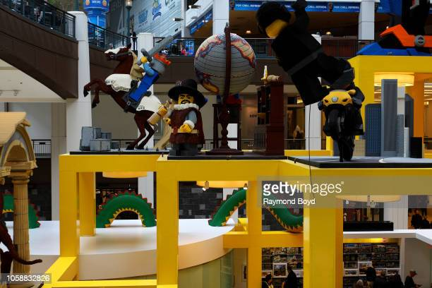 The LEGO store at Mall Of America in Bloomington Minnesota on October 14 2018
