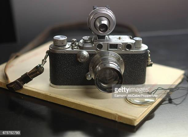 The Leica camera used by Picture Post photographer Kurt Hutton 7th September 2016
