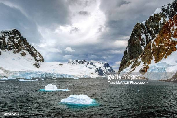 The Lemaire Channel, Antarctica