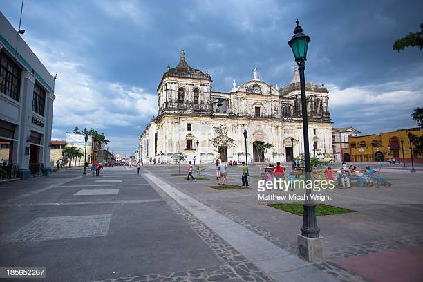 The Leon Cathedral of Leon