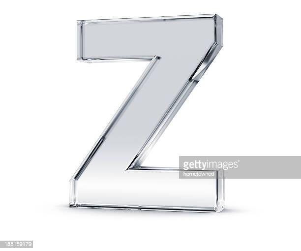 アルファベット Z