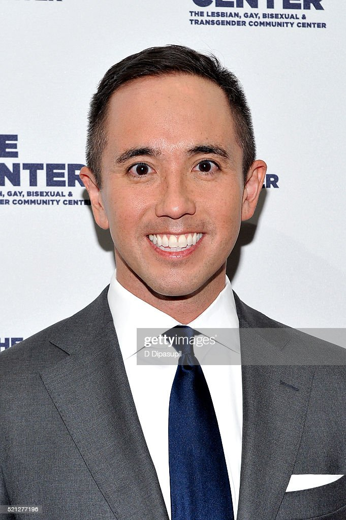 The LGBT Center of New York board president Timothy Chow attends The LGBT Center of New York's annual fundraising dinner honoring Mary-Louise Parker and BNY Mellon at Cipriani Wall Street on April 14, 2016 in New York City.