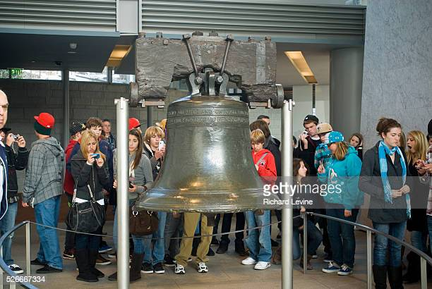 The Liberty Bell at Independence National Historical Park in Philadelphia PA on Wednesday March 31 2010 The Lonely Planet travel guide has ranked...