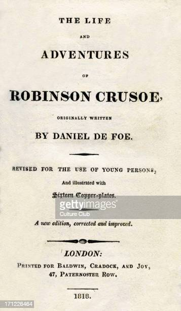 the life and struggles of daniel defoe Defoe, daniel robinson crusoe edited by michael shinagel defoe, daniel the wonderful life and surprising adventures of that renowned hero, robinson crusoe: who lived twenty-eight years on an uninhabited island, which he afterwards colonised.