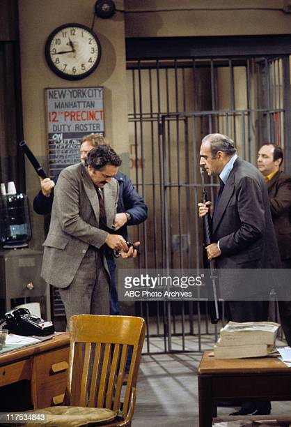 MILLER The Life and Times of Captain Barney Miller Pilot Airdate August 22 1974 HAL