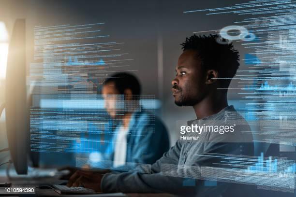 a vida de um programador é ocupado - tempo - fotografias e filmes do acervo
