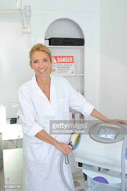The Light Therapy Against Aging Skin The pulsed light or IPL can mitigate the effects of age on the skin Here Dr Ghislaine Beilin aesthetic doctor...