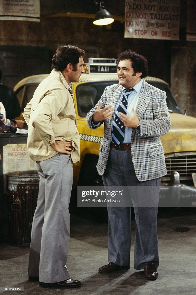 TAXI - 'The Lighter Side of Angela' - Airdate October 23, 1979. (Photo by ABC Photo Archives/ABC via Getty Images) JUDD