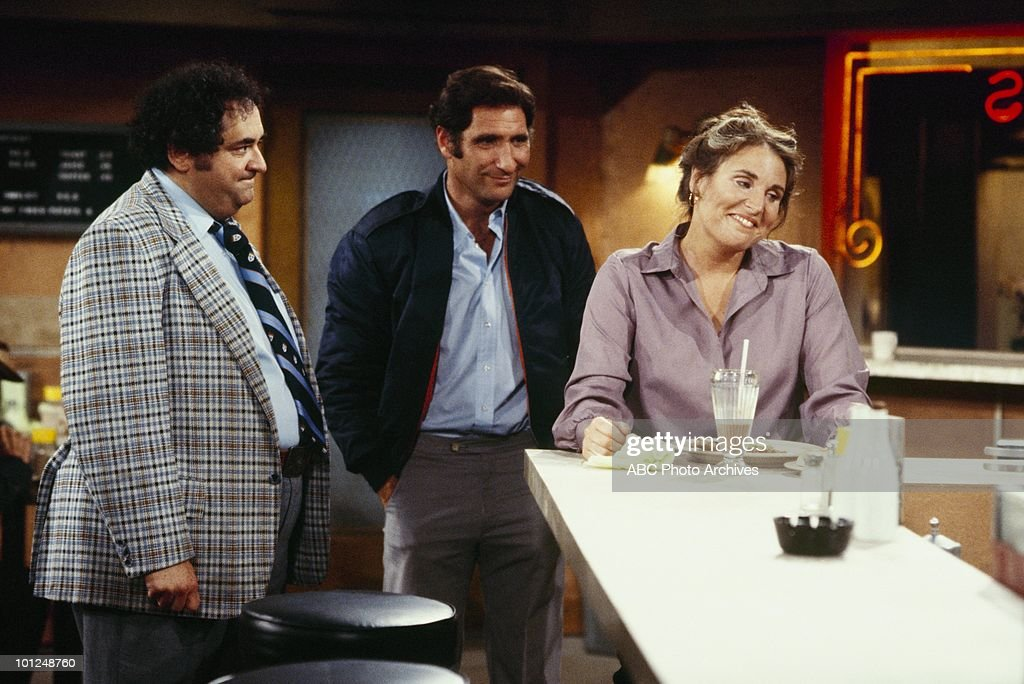 TAXI - 'The Lighter Side of Angela' - Airdate October 23, 1979. (Photo by ABC Photo Archives/ABC via Getty Images) PHIL
