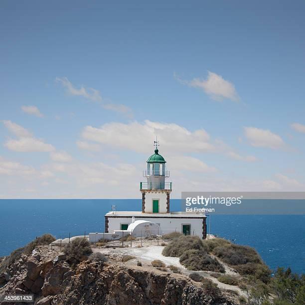 The Lighthouse at Akrotiri, Santorini