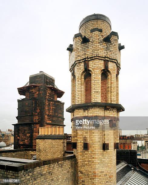 The Lighthouse Old Glasgow Herald Building Glasgow United Kingdom Architect Charles Rennie Mackintosh The Lighthouse Old Glasgow Herald Building...
