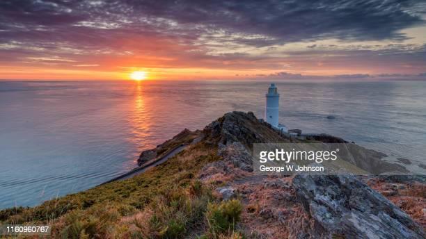 the lighthouse #6 - 英国 ドーセット ストックフォトと画像