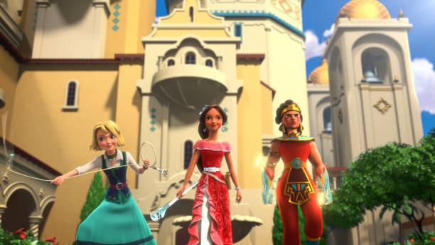 """FL: Disney's """"Elena of Avalor"""" - Season Three"""