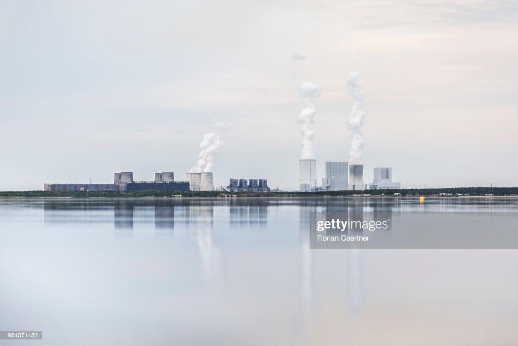 Lignite-Fired Power Station : News Photo