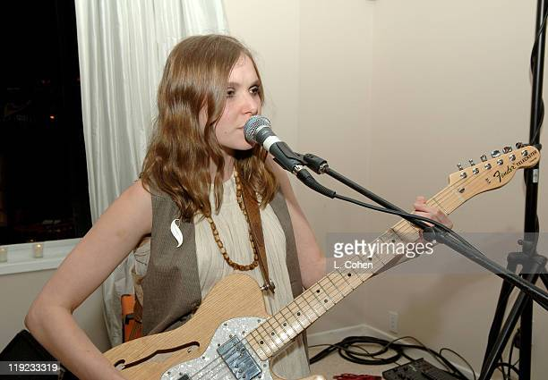 The Like during Diesel Presents Young Hollywood Awards Countdown March 30 2006 at Liberace's Penthouse in Los Angeles California United States