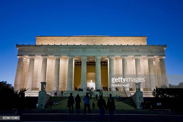 The Lincoln Memorial is a United States Presidential memorial built to honor the 16th President of the United States Abraham Lincoln It is located on...