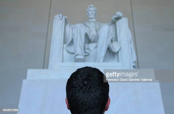 The Lincoln Memorial is an American national monument built to honor the 16th President of the United States, Abraham Lincoln. It is located on the...