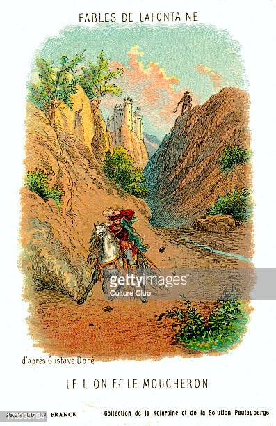 The Lion and the Fly fable by La Fontaine After illustration by Gustave Doré Jean de La Fontaine French poet and fabulist 8 July 1621 – 13 April 1695...