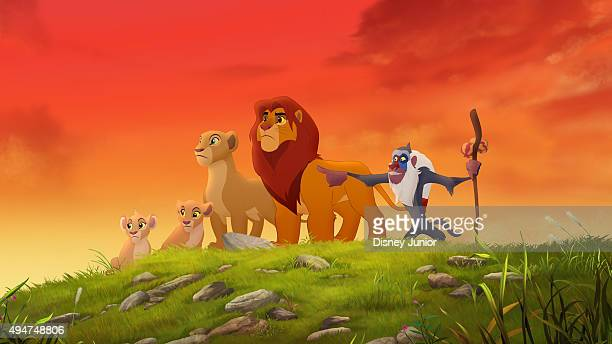 GUARD The Lion Guard Return of the Roar The epic storytelling of Disney's The Lion King continues with The Lion Guard Return of the Roar a primetime...