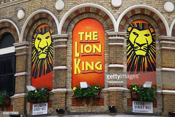 the lion king musical - the lion king named work stock photos and pictures