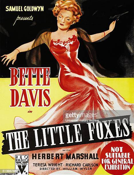 The Little Foxes is an American drama film directed by William Wyler The screenplay by Lillian Hellman is based on her 1939 play of the same name...