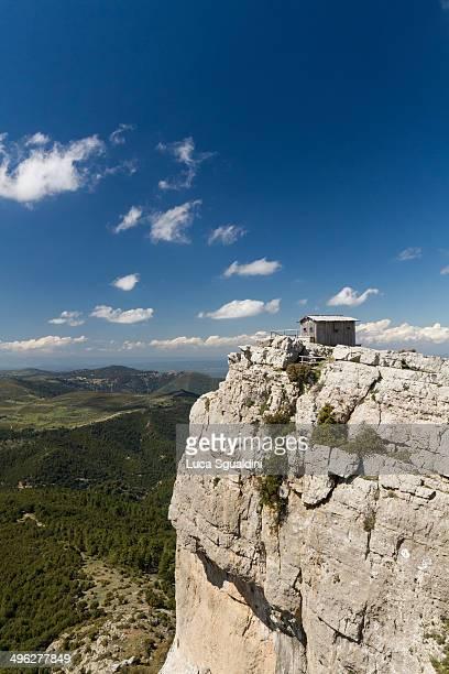 CONTENT] The little hut at the top of Montenovo San Giovanni Orgosolo Sardinia