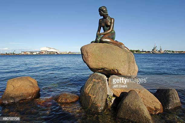 The Little Mermaid Copenhagen The bronze statue of the Hans Christian Andersen character was made by Edvard Eriksen and sits at the entrance to...