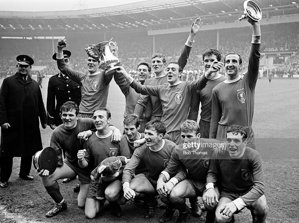 FA Cup Final - Liverpool v Leeds United : News Photo