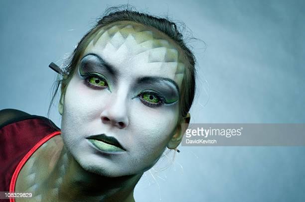 El lagarto queen
