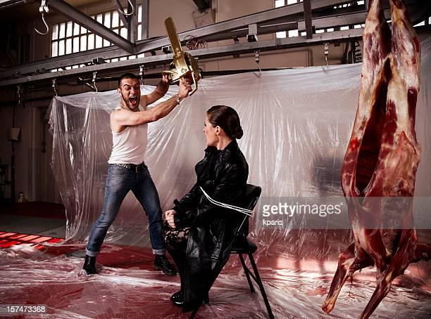 The Lleida Chainsaw Massacre