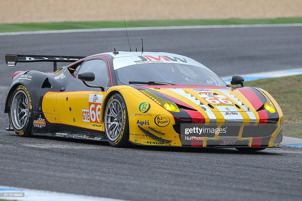 Session tests of European Le Mans Series Estoril : News Photo