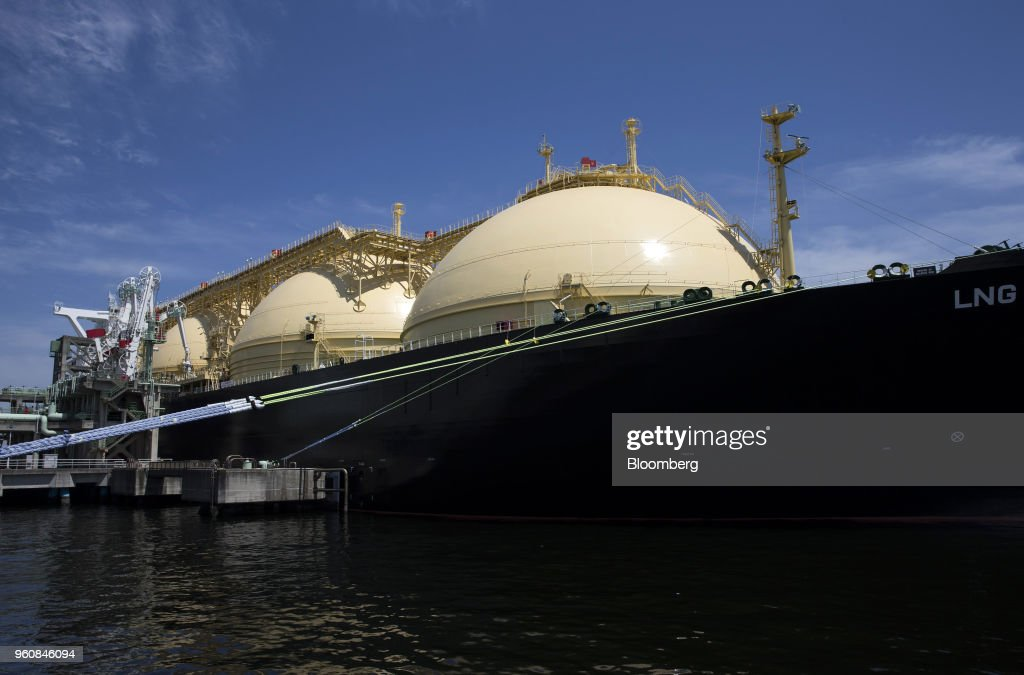 Japan's First LNG Shipment from Dominion Energy's Cove Point Project