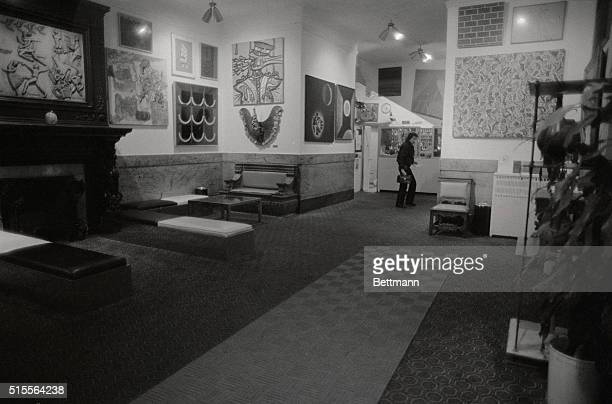 The lobby of the Hotel Chelsea reflects the richness of its past The former home of such notables as Mark Twain and O'Henry the structure is in its...