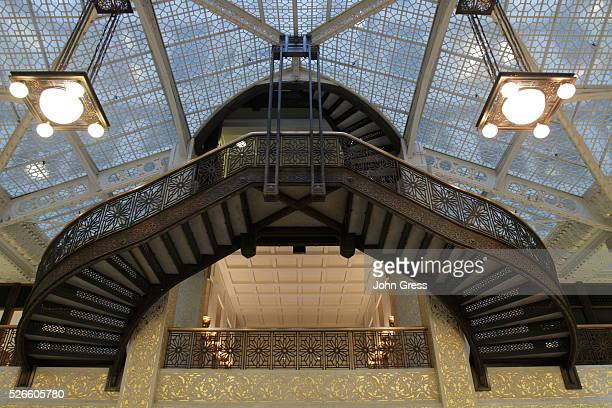 The lobby of the Rookery is seen in Chicago September 22 2011