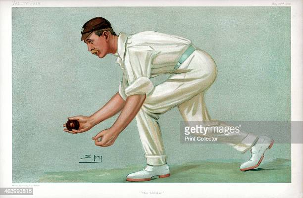 'The Lobster' 1902 Digby Jephson Cambridge University and Surrey cricketer Jephson is best known for being one of the last to practice the style of...