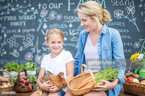 The Local Farmers' Market
