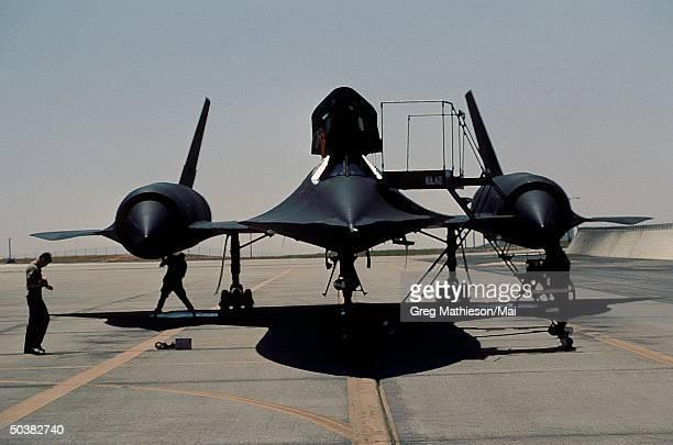 58 Lockheed Sr 71 Blackbird Pictures, Photos & Images