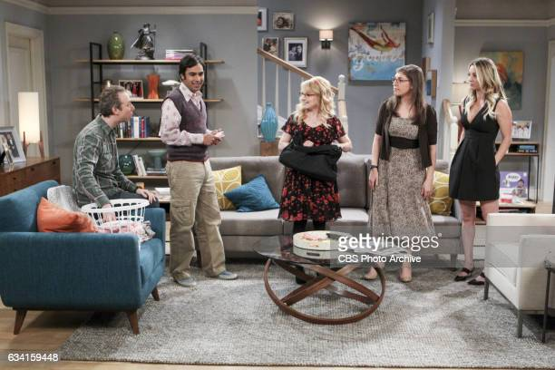 The Locomotion Reverberation Pictured Stuart Rajesh Koothrappali Bernadette Amy Farrah Fowler and Penny Leonard and Wolowitz try to distract Sheldon...