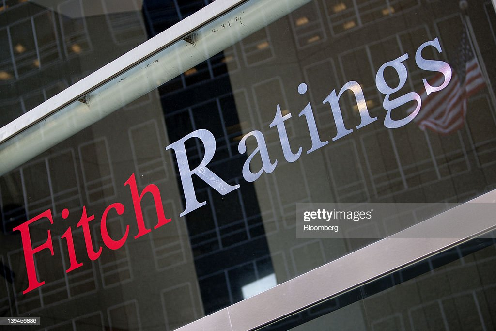 Ratings Agencies in New York : News Photo
